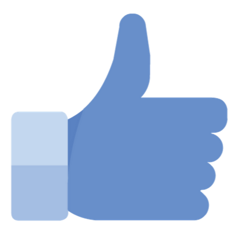 Like Thumbs up symbol PNG Image