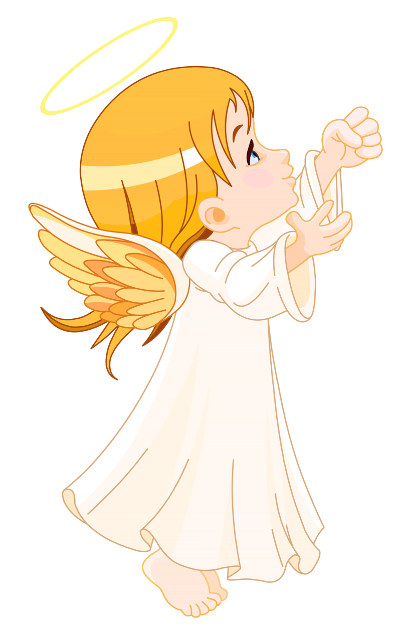 Little Angel PNG Image