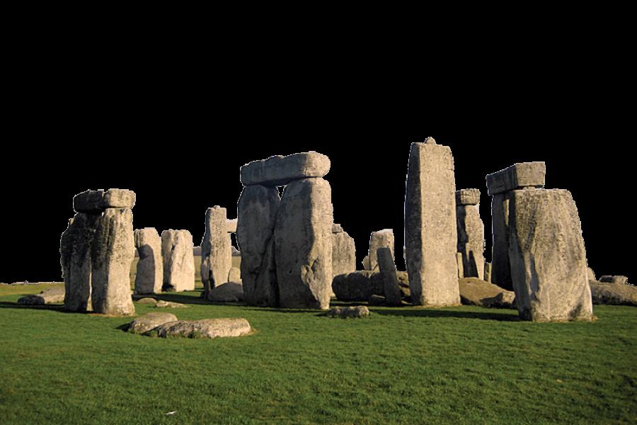 Stonehenge - London PNG Image