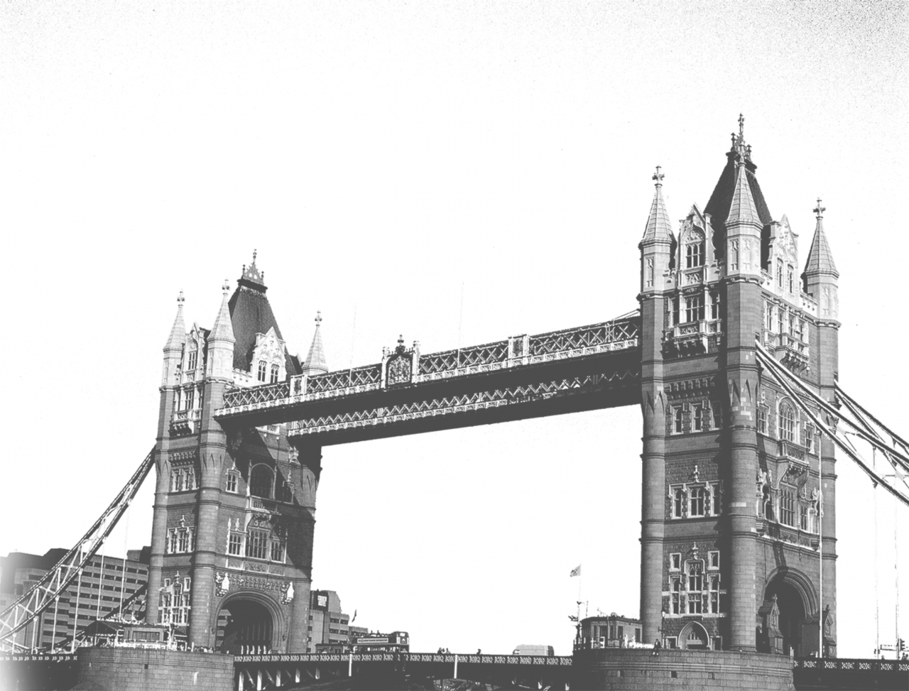 London Bridge PNG Image