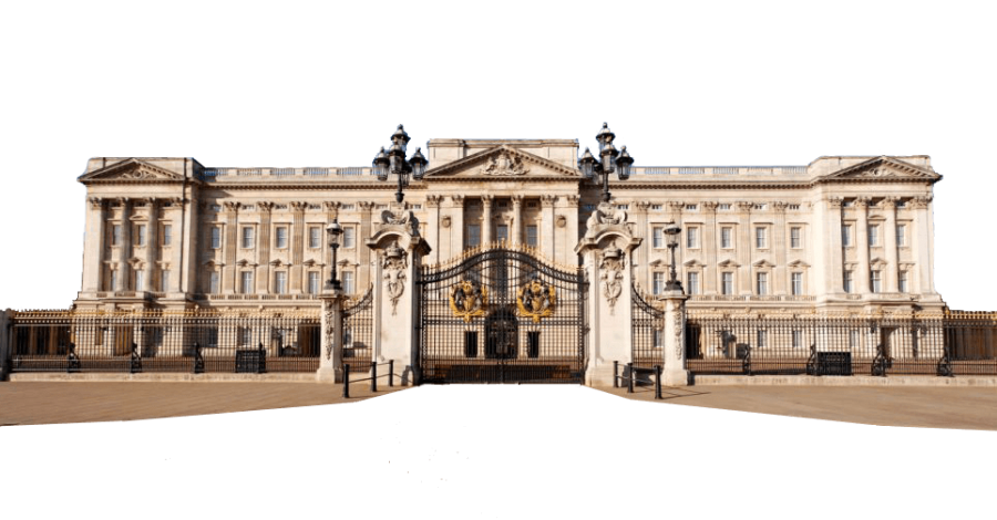 Buckingham Palace - London PNG Image