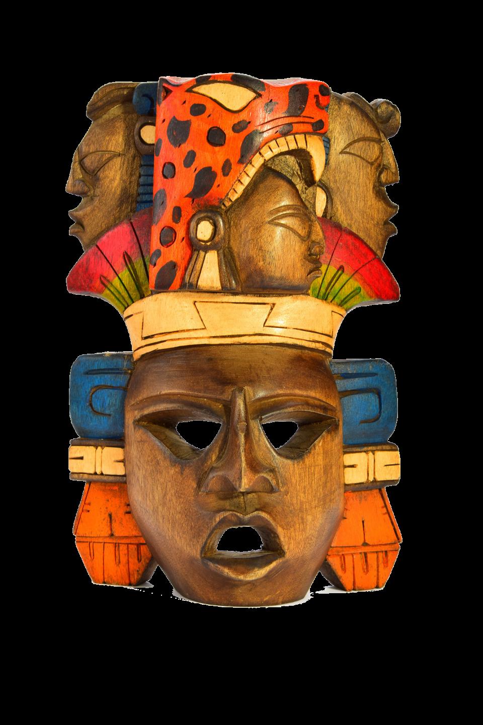 African Masks PNG Image