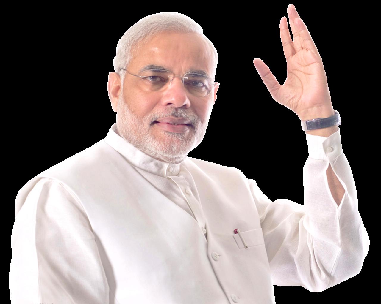 Narendra Modi PNG Image