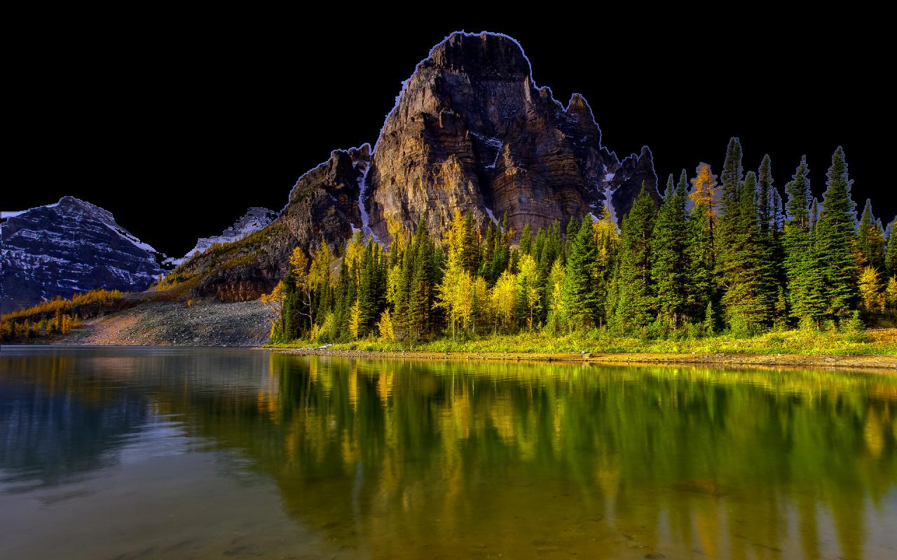 Summertime Landscape - Canada PNG Image