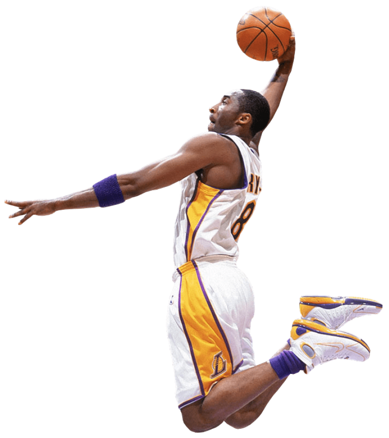 NBA Player PNG Image