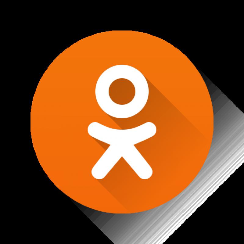 Odnoklassniki logo PNG Image