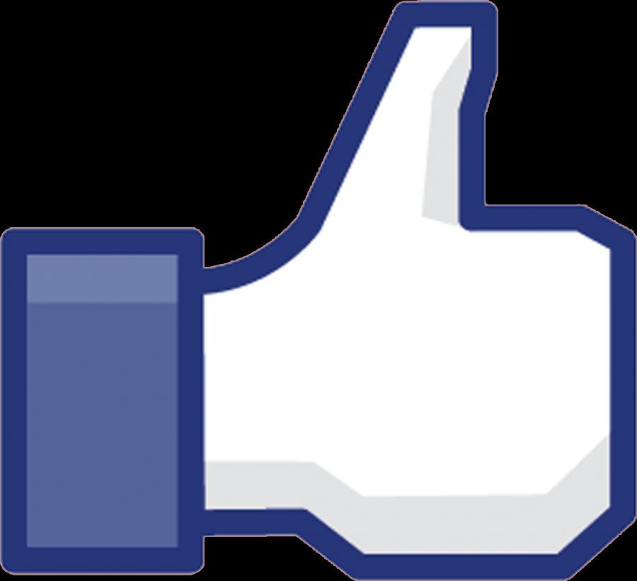 Old Facebook Like, Cornered PNG Image