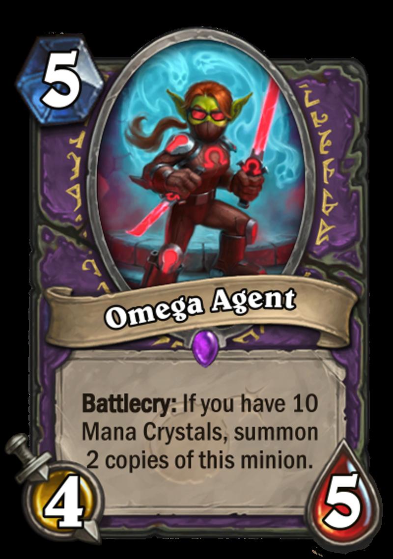 Omega Agent PNG Image