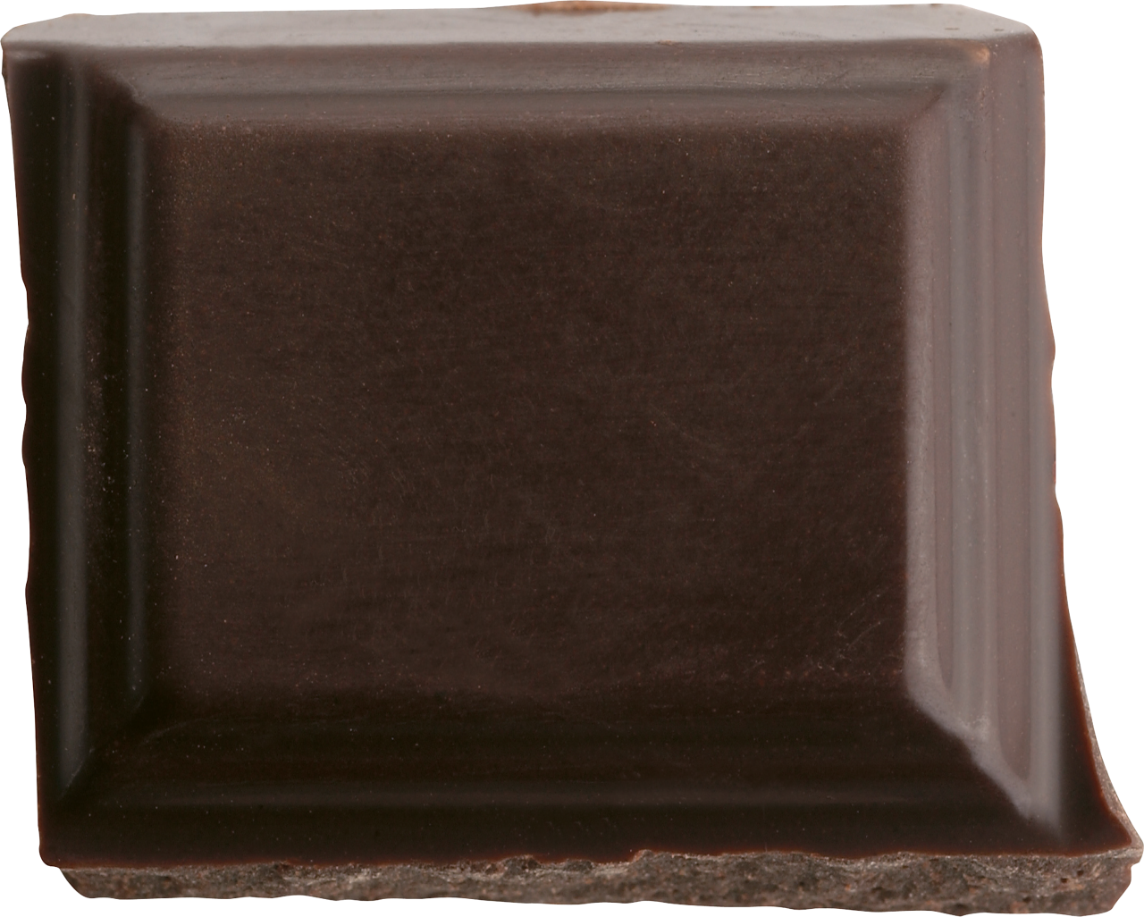 One Choclate Piece PNG Image