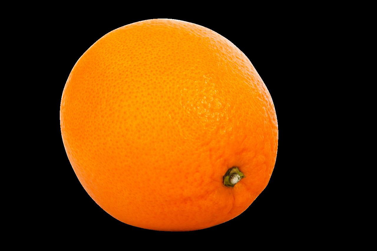Orange Citrus PNG Image