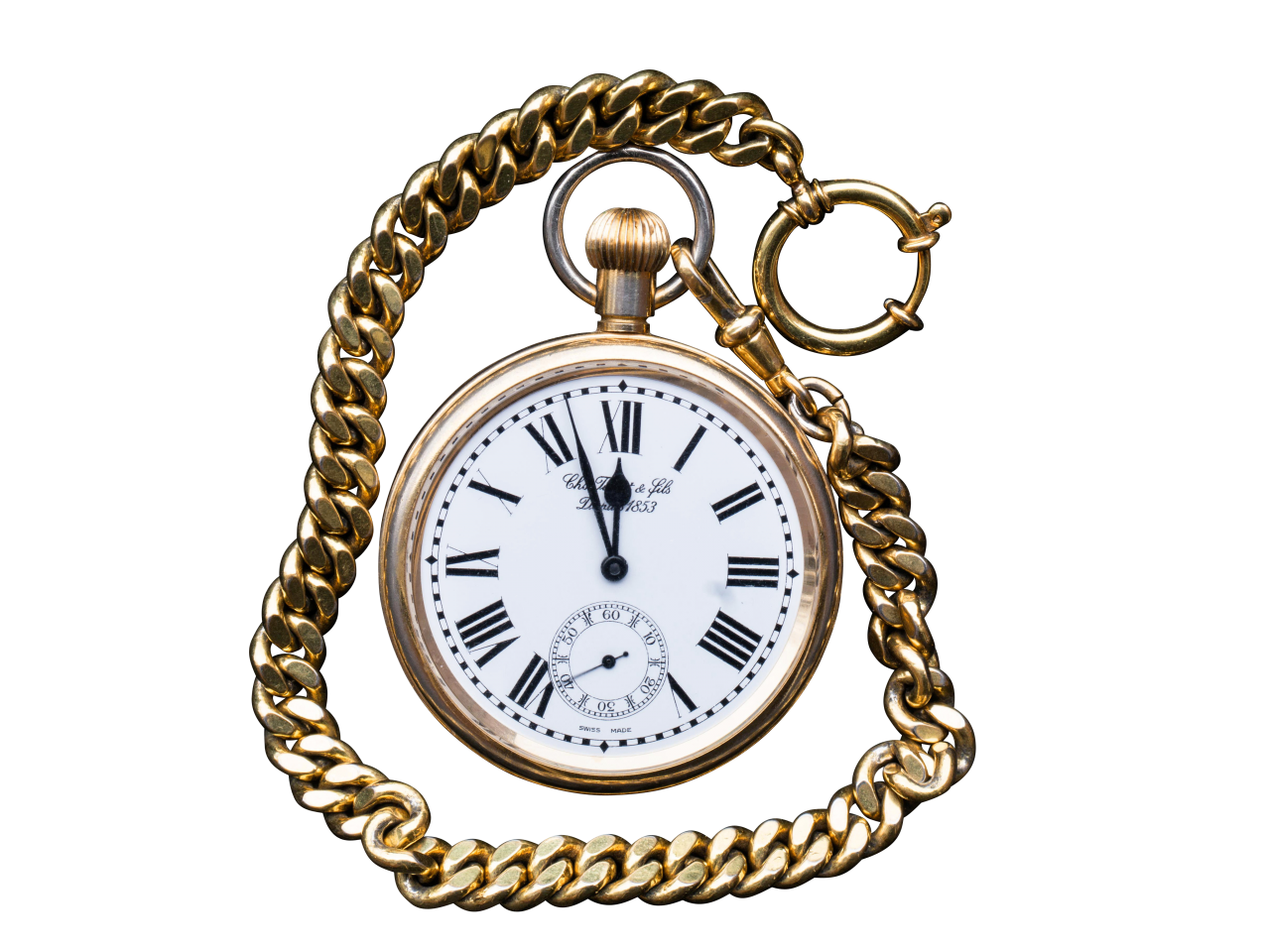 Pocket Watch PNG Image