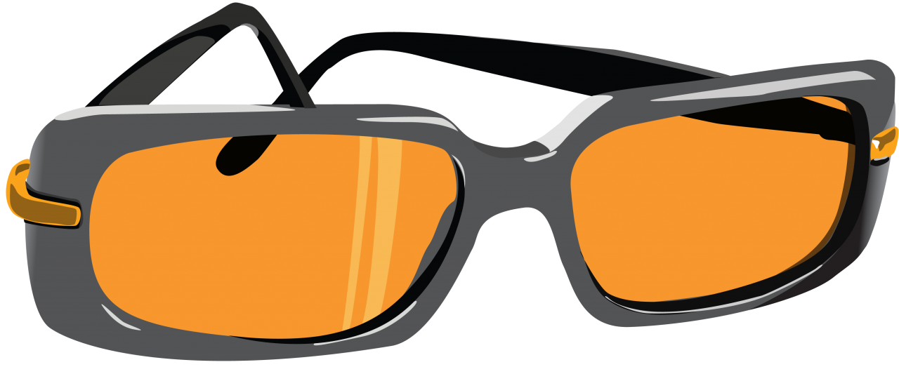 3D Glasses PNG Image