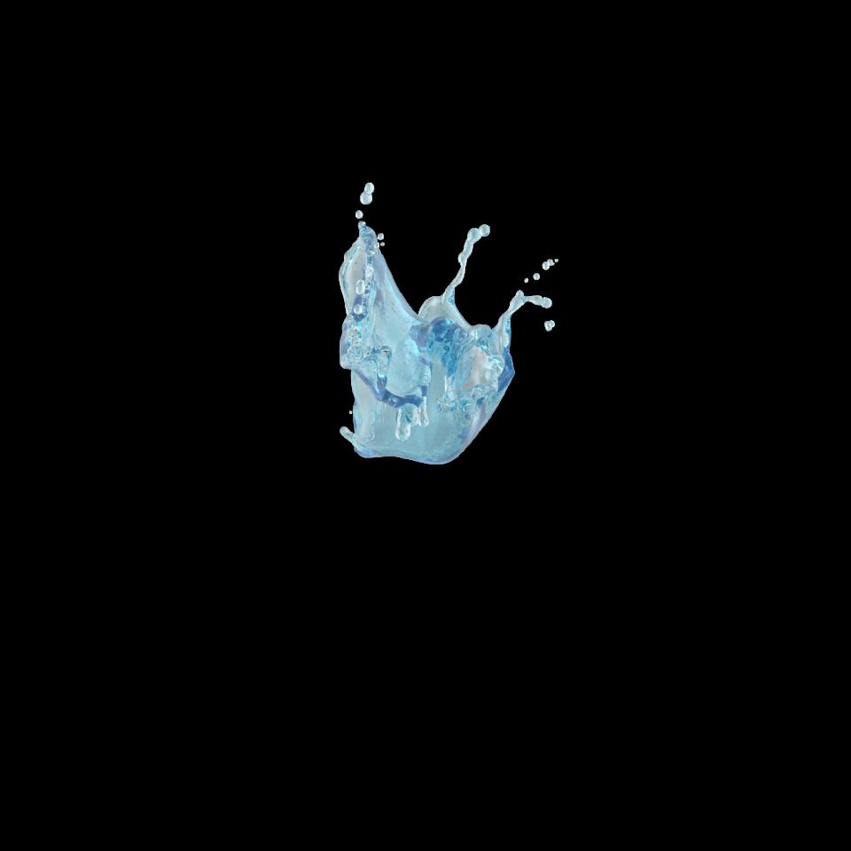 Aerial Splash PNG Image