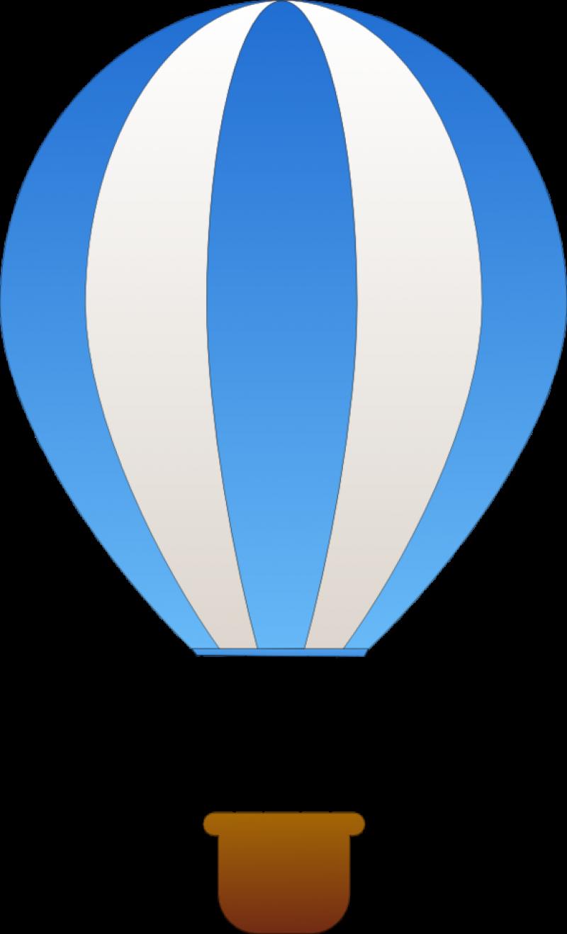 Air Balloon PNG Image