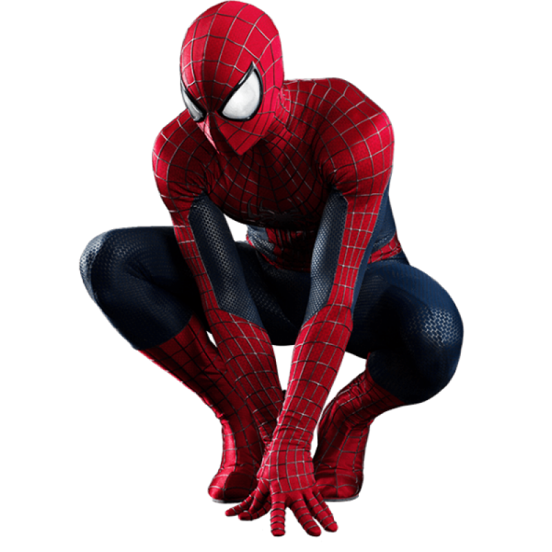 Amazing SpiderMan PNG Image