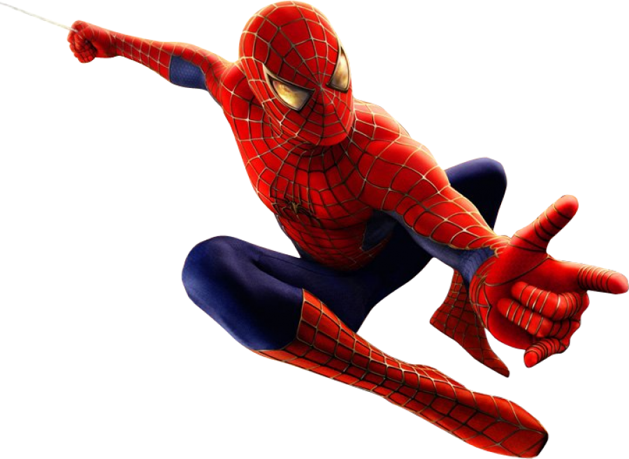 Amazing SpiderMan PNG Image