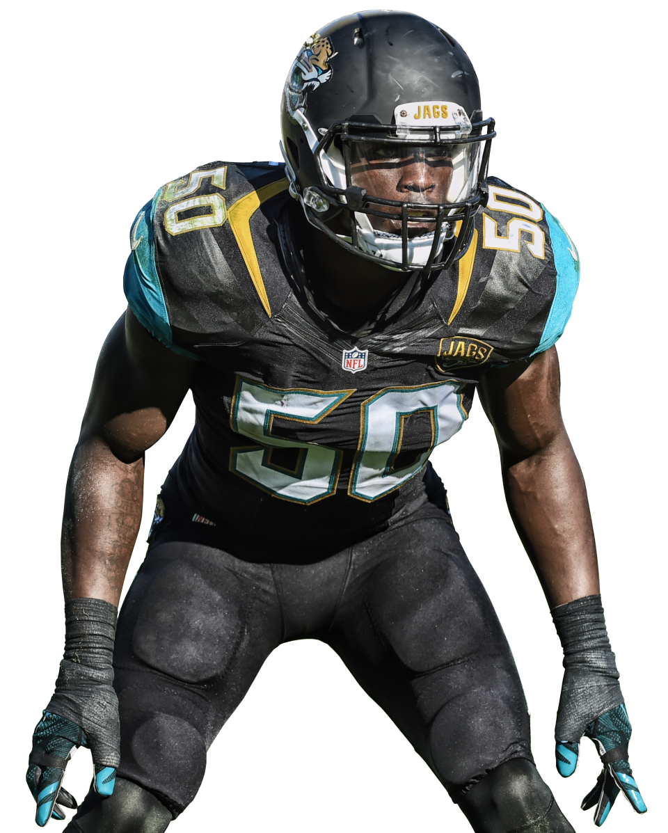American Football Player Defense PNG Image