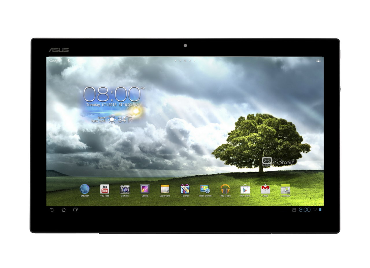 Android Tablet PNG Image