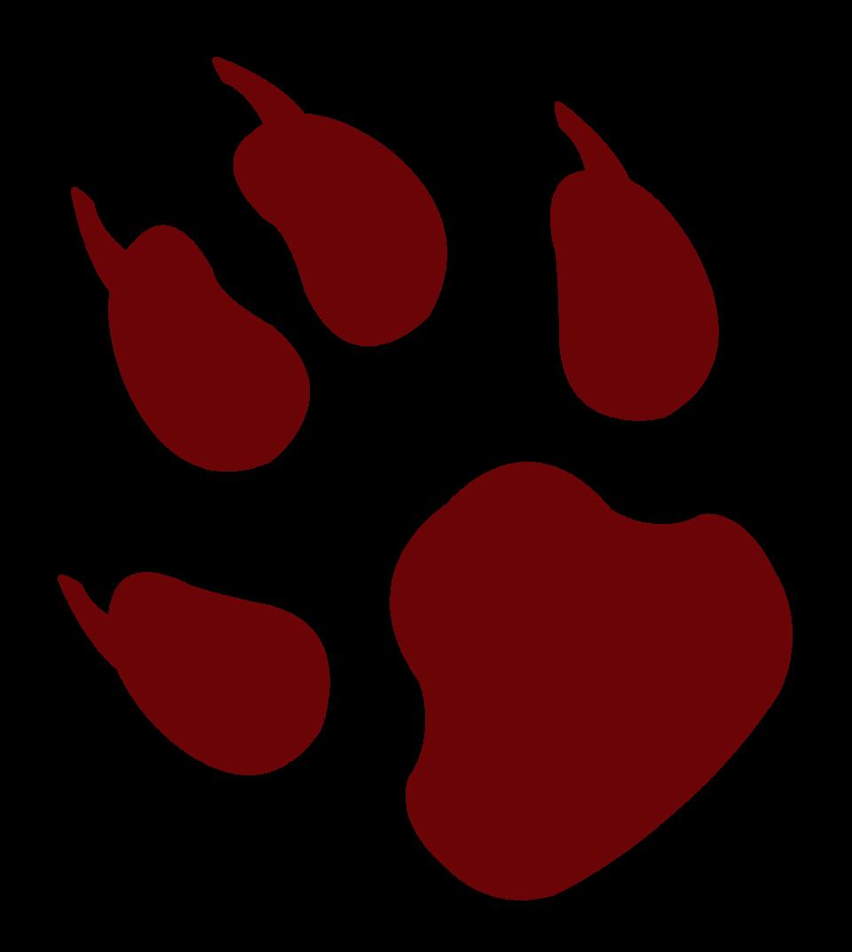 Animal Footprint PNG Image