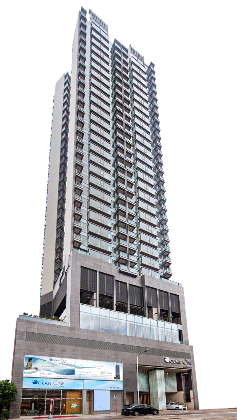 Apartment Building PNG Image