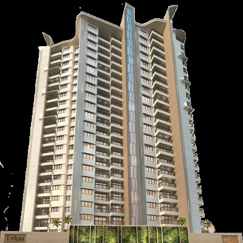 Apartment Building PNG Image