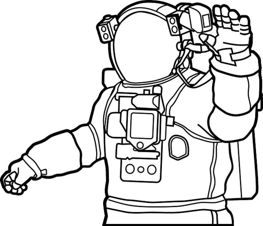 Astronaut PNG Image