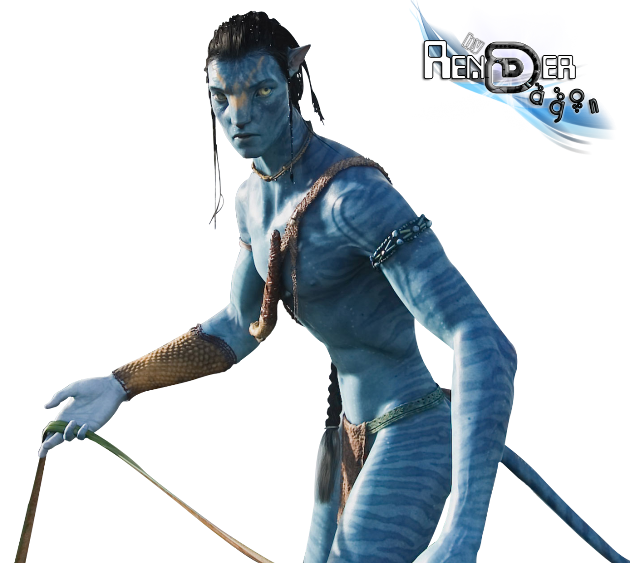 Avatar Jake sully PNG Image