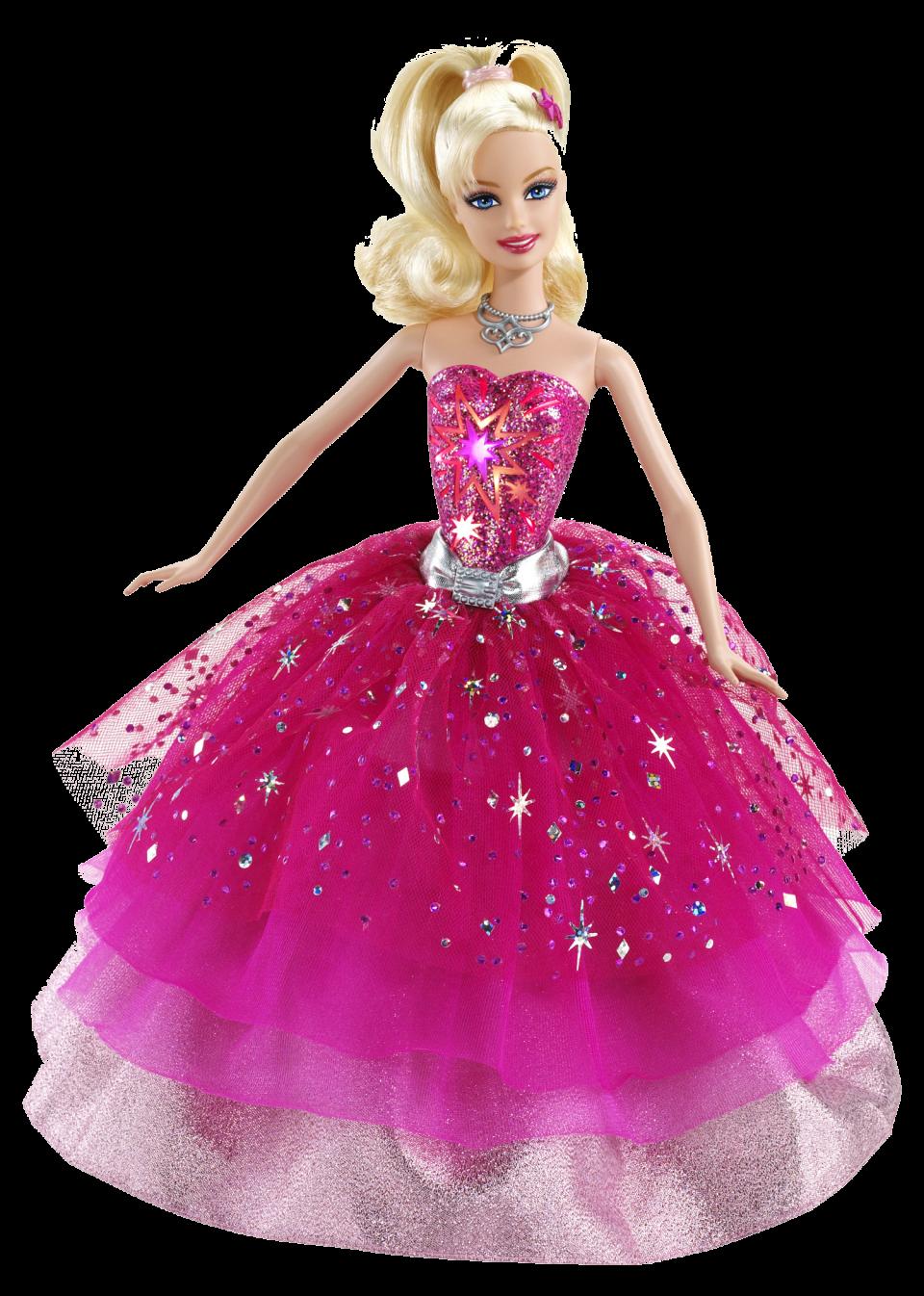 Barbie  Doll PNG Image