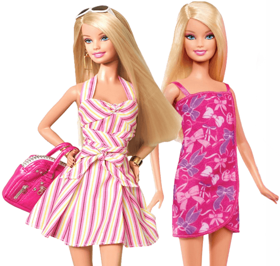 Barbie  Doll PNG Image