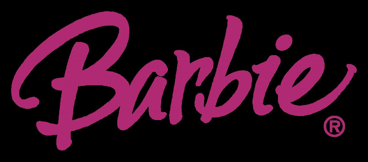 Barbie  Logo PNG Image