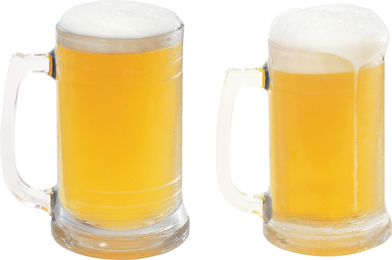 Beer in Mugw PNG Image