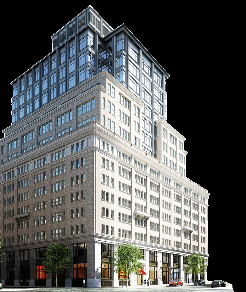 Big Buildings PNG Image