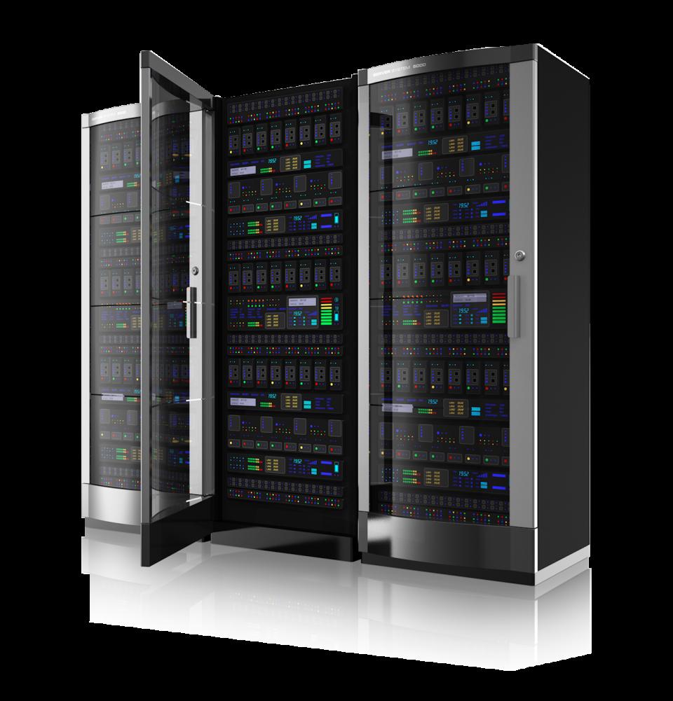 Big Server PNG Image