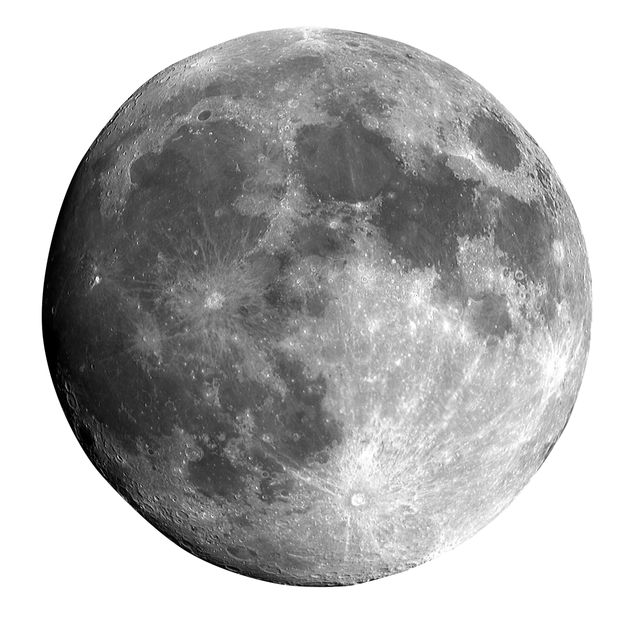Black and white Moon PNG Image - PurePNG | Free ...