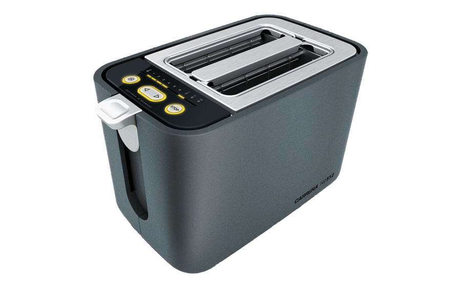 Black Toaster PNG Image