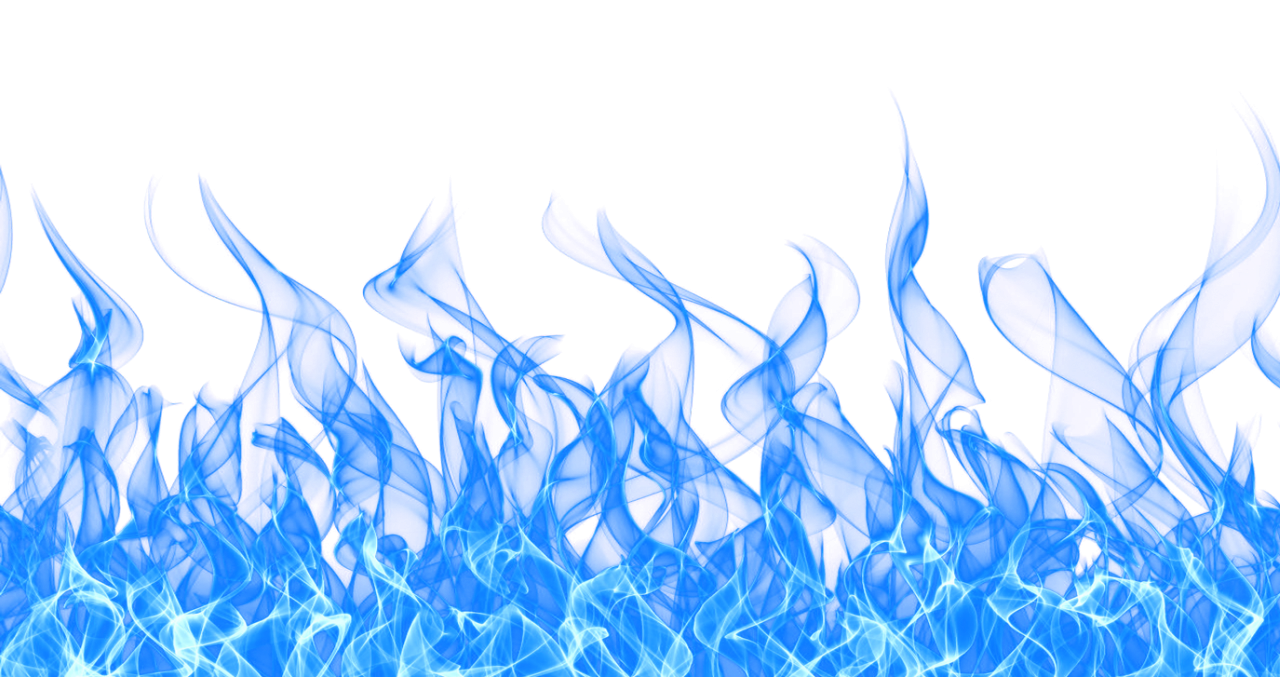 Blue Fire Flame on Ground PNG Image - PurePNG | Free ...