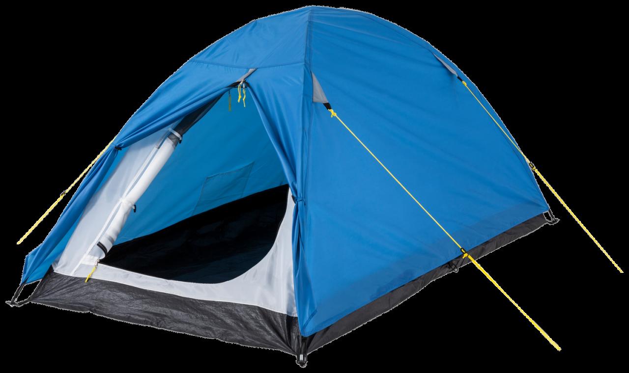 Blue Tent PNG Image
