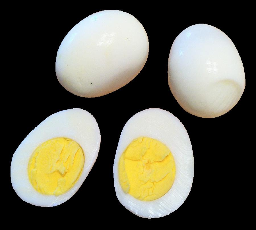 Boiled Egg PNG Image