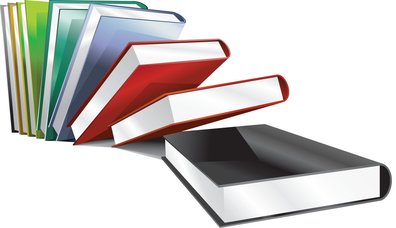 Book's PNG Image