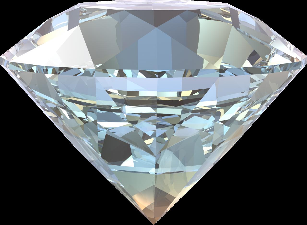 Brilliant Diamond PNG Image