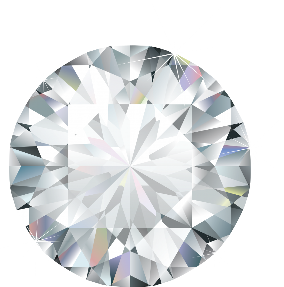 Brilliant Round Shaped PNG Image