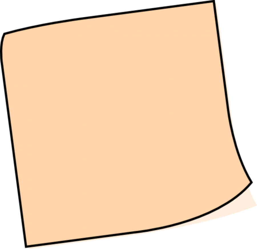 Brown Sticky Notes PNG Image - PurePNG   Free transparent ...