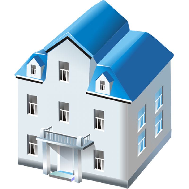 Building Front PNG Image