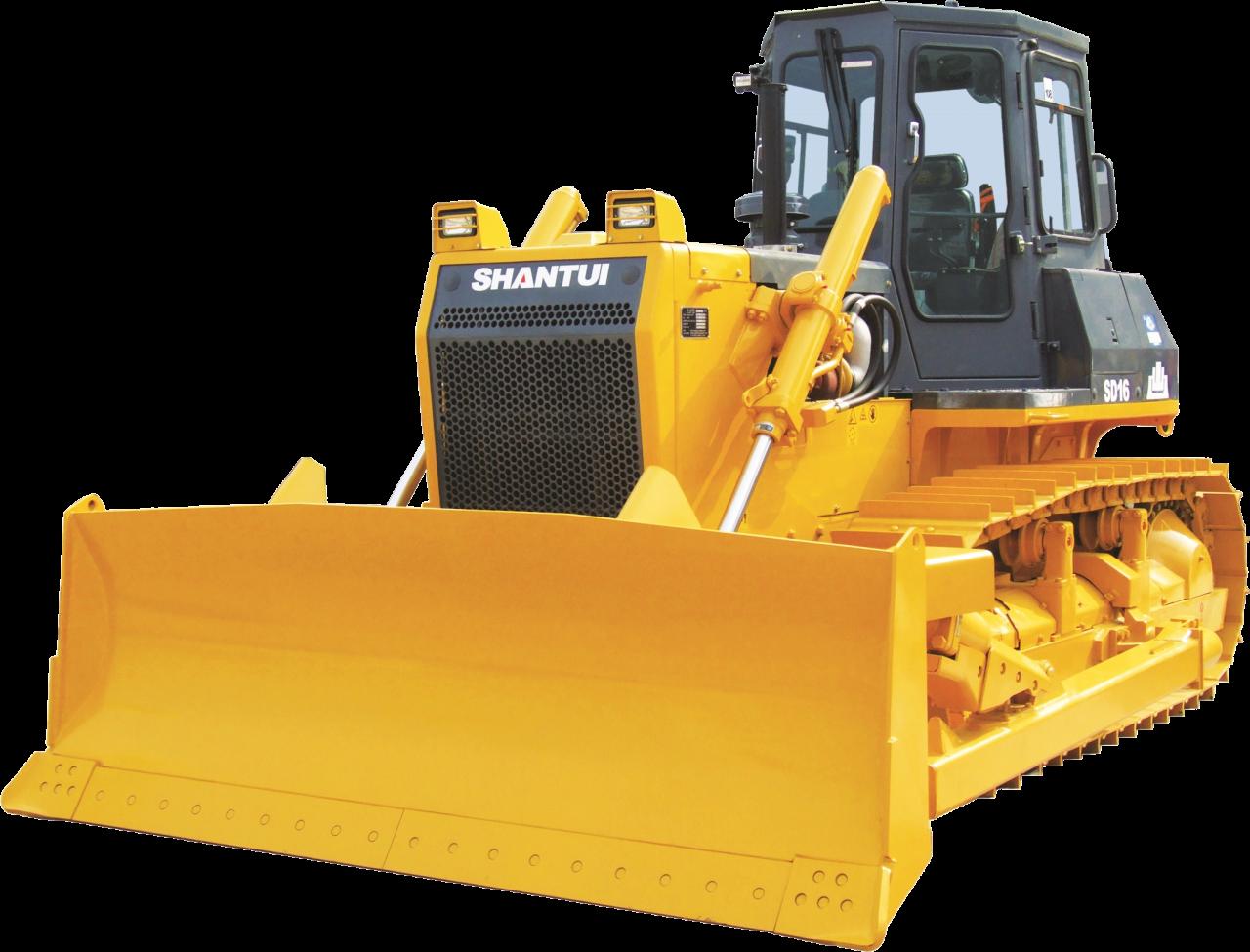 Bulldozer B10 PNG Image
