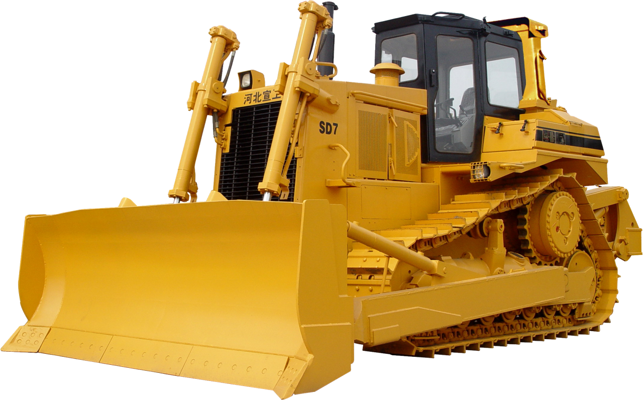 Bulldozer SD7 PNG Image