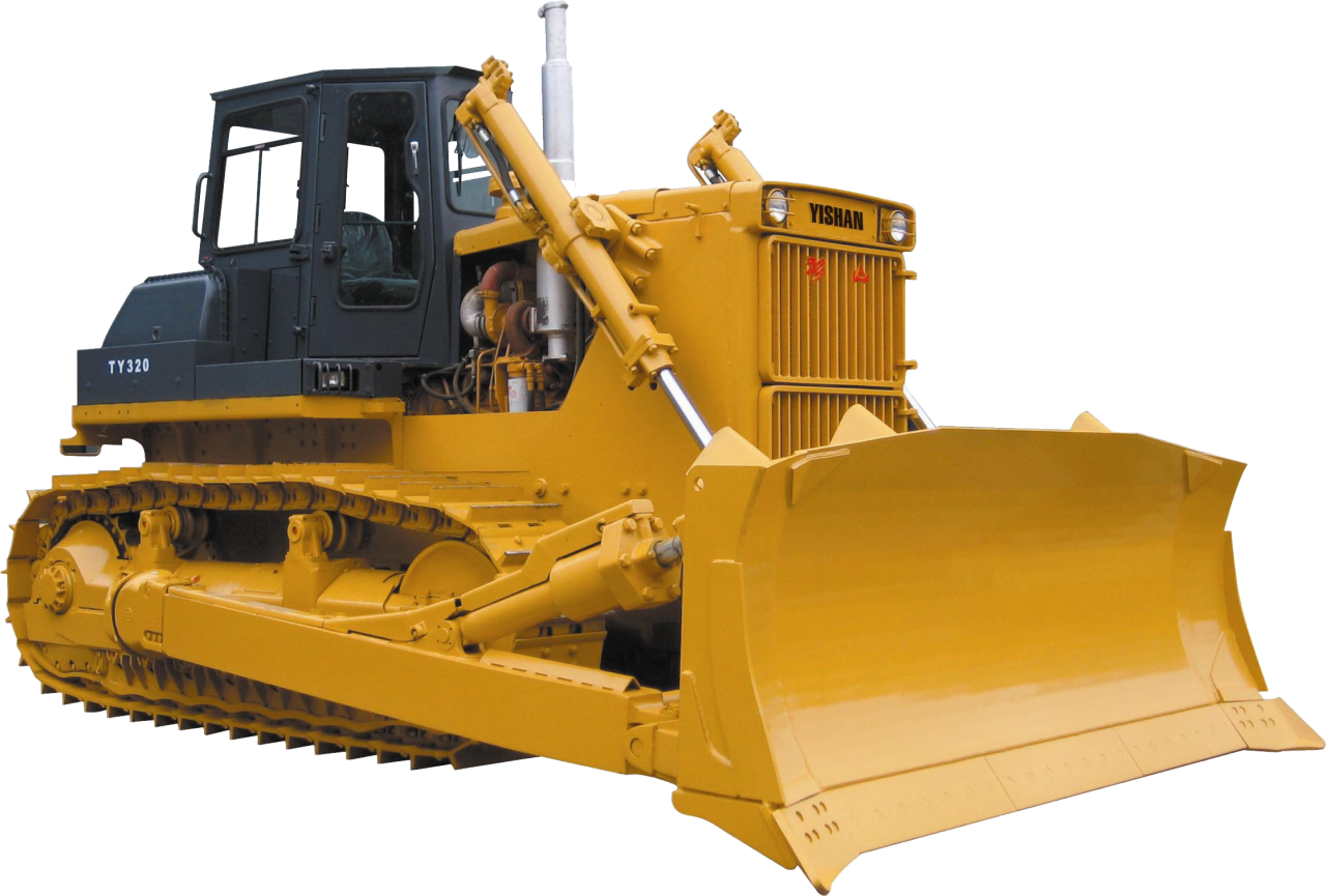 Bulldozer Ty PNG Image