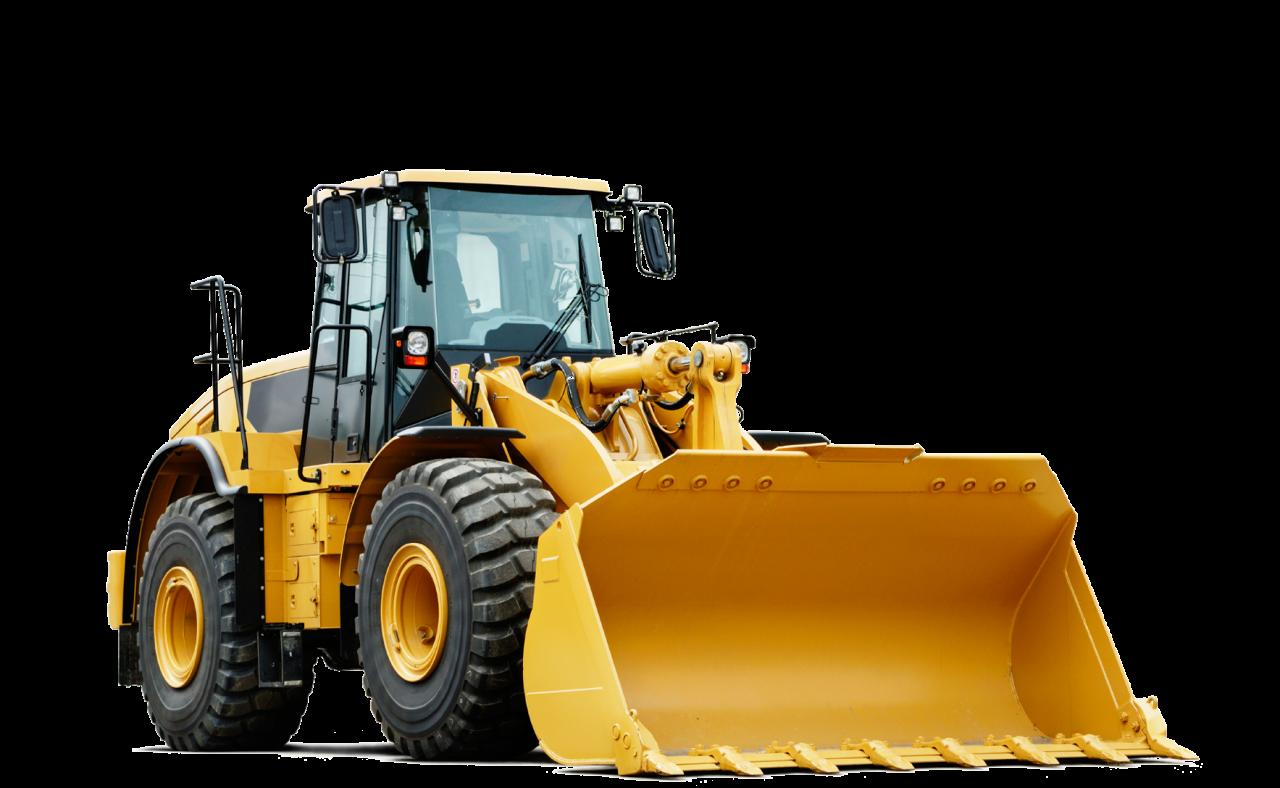 Bulldozer PNG Image