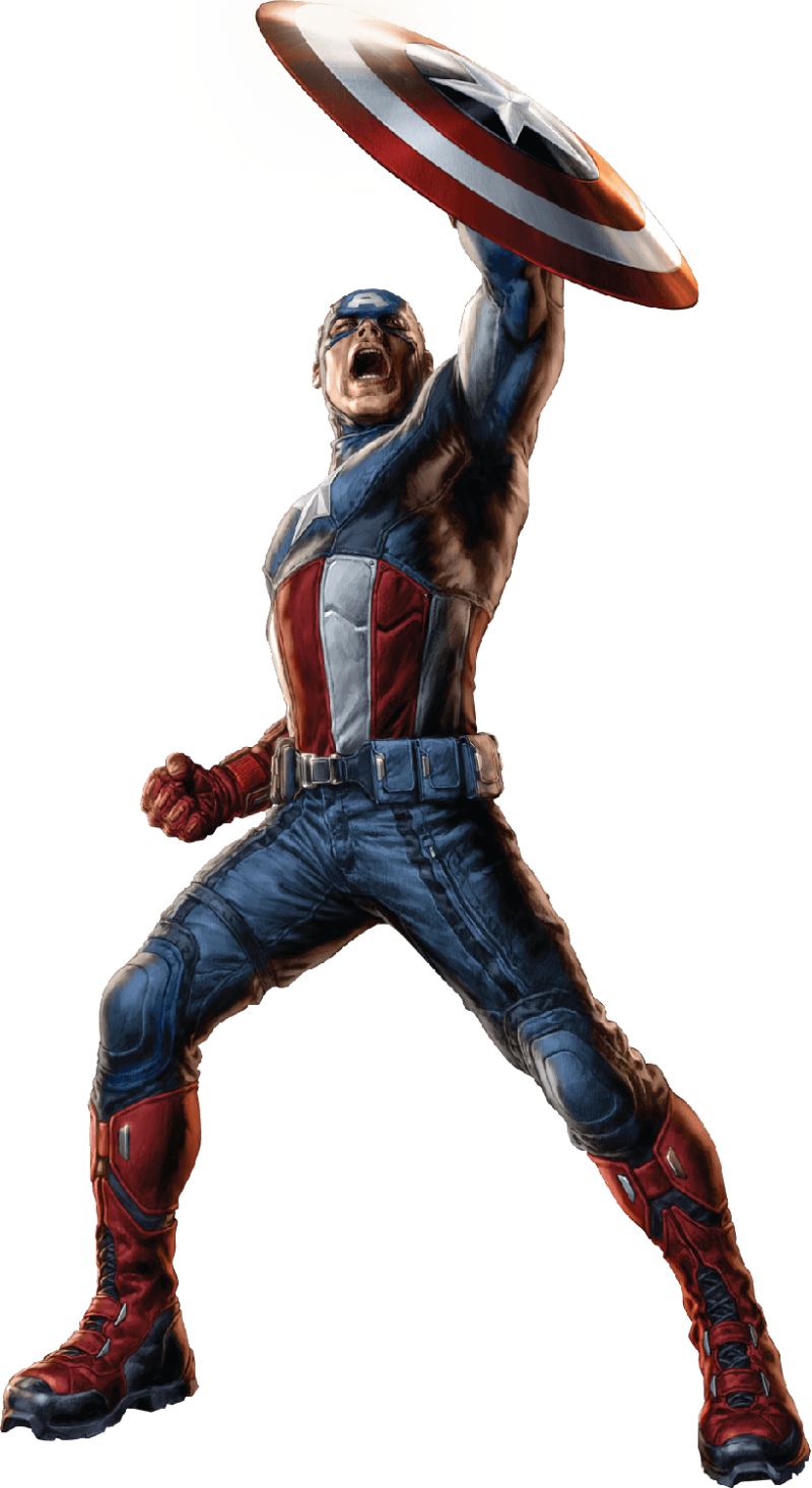 Captain America PNG Image - PurePNG   Free transparent CC0 ...