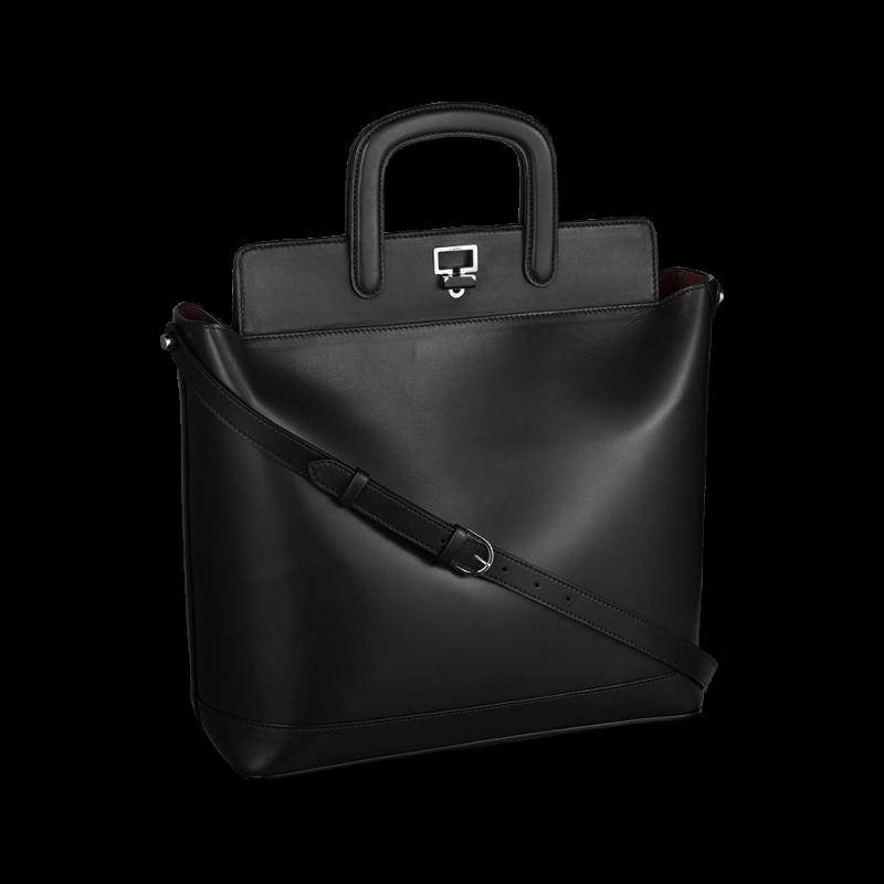 Cartier Black Women Bag PNG Image
