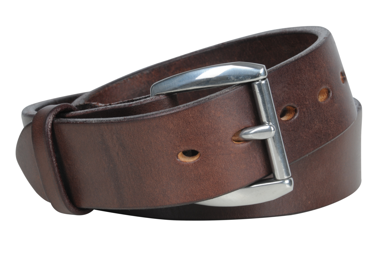 Casual Leather Belt PNG Image
